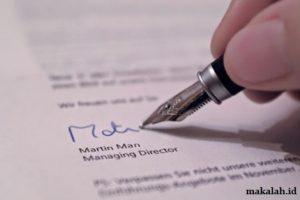 Contoh Surat Keterangan Kerja untuk KPR, NPWP, Kuliah dan Bank