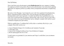 Contoh Surat Lamaran Kerja Bahasa Inggris Teknik Mesin