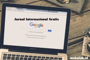 Jurnal Internasional Gratis