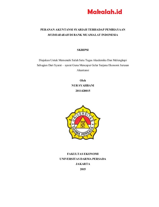 Contoh Tesis Bahasa Indonesia Kualitatif Contoh Soal Dan Materi