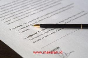 Bagaimana cara menulis surat perjanjian kerjasama dagang